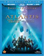 Atlantis: The Lost Empire/Atlantis: Milo's Return