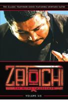 Zatoichi TV Series - Vol. 6