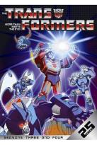 Transformers - The Complete Third and Fourth Seasons