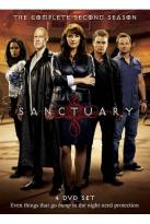 Sanctuary - The Complete Second Season