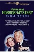 Warner Bros. Horror/Mystery Double Features