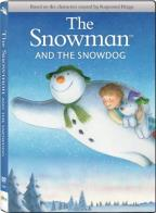 Snowman and the Snowdog