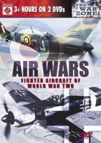 War Zone - Air Wars: Fighter Aircraft of WWII