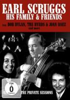 Earl Scruggs and Friends - Private Sessions