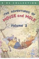 Adventures of Mouse and Mole, Vol. 2