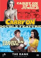 Rank Collection: Carry On Double Feature - Carry On Up the Jungle/Carry On Loving