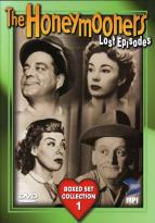 Honeymooners Boxed Set 1-Lost Episodes