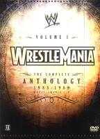 WWE - Wrestlemania Anthology: Vol. 1