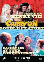 Rank Collection: Carry On Double Feature - Carry On Henry VIII/Carry On At Your Convenience