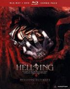 Hellsing Ultimate, Vols. 1-4