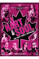 WWE: Hart and Soul - The Hart Family Anthology