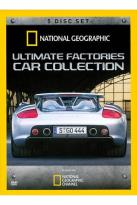 National Geographic: Ultimate Factories - Car Collection