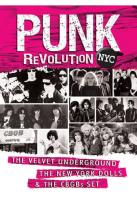 Punk Revolution NYC: The Velvet Underground, the New York Dolls and the CBGBs Set