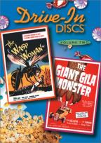 Giant Gila Monster, The/The Wasp Woman