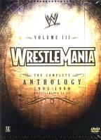 WWE - Wrestlemania Anthology: Vol. 3