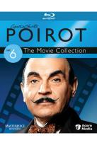 Agatha Christie's Poirot: The Movie Collection - Set 6