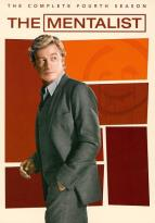 Mentalist - The Complete Fourth Season