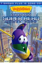 Larryboy: The Cartoon Adventures - Superboy Super Hero Power Pack