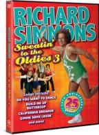 Richard Simmons - Sweatin' to the Oldies 3