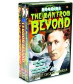 Houdini: Man From Beyond/Terror Island/Haldane of The Secret Service