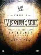 WWE - Wrestlemania Anthology: Vol. 4