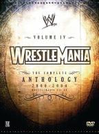 WWE - Wrestlemania Anthology: Vol. 4