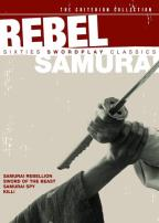 Rebel Samurai: Sixties Sword Play