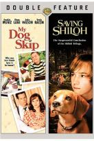 My Dog Skip/Shiloh 3: Saving Shiloh