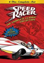 Speed Racer: Complete Classic Series Collection