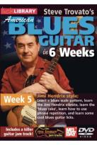 Lick Library: Steve Trovato's American Blues Guitar in 6 Weeks: Week 5 - Jimi Hendrix Style