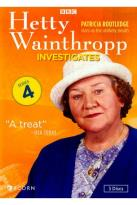 Hetty Wainthropp Investigates - The Complete Fourth Series