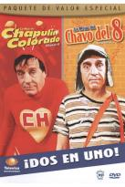 Chavo del 8, Vol. 6/El Chapulin Colorado, Vol. 3