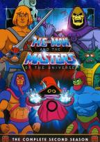 He-Man and the Masters of the Universe - The Complete Second Season
