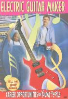 Tell Me How Series: Career Opportunities For Young People - Electric Guitar Maker