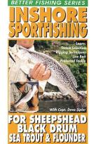 Inshore Sportfishing for Sheepshead, Black Drum, Sea Trout, Flounder