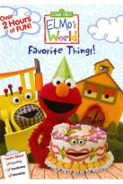 Sesame Street: Elmo's World - Elmo's Favorite Things!