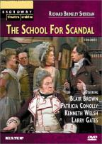 Broadway Theatre Archive - The School For Scandal