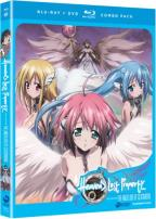 Heaven's Lost Property: The Angeloid of Clockwork