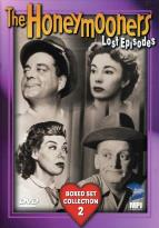 Honeymooners Boxed Set 2-Lost Episodes