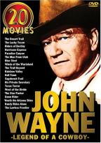 John Wayne - Legend of A Cowboy: 20-Movie Set