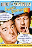 Abbott & Costello - Funniest Routines: Vol. 1