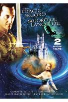 Sword of Lancelot / The Magic Sword: 2 Feature Films
