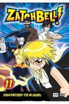 Zatch Bell! - Vol. 11: Invitation To A Duel