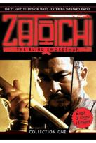 Zatoichi TV Series - Collection One: Volumes 1-3