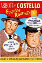 Abbott & Costello - Funniest Routines: Vol. 2