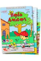 Hola Amigos: Spanish Made Easy for Children - Boxed Set
