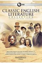 Masterpiece Classic: Classic English Literature Collection, Vol. 1