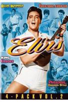 Elvis 4 - Pack, Vol. 2