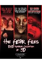 Fear Files Horror Collection in 3D