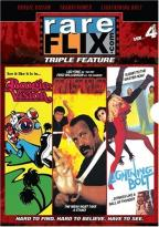 Rareflix Triple Feature Vol. 4: Boogie Vision/Lighting Bolt/Transformed
